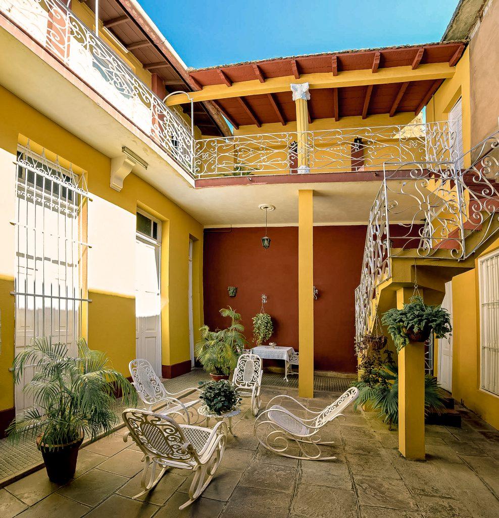 Casa_Particular_Casa_Bianca_Trinidad_Innenhof