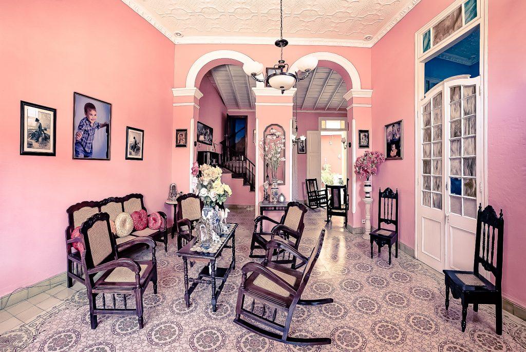 Casa_Particular_Casa_Bianca_Trinidad_Wohnzimmer