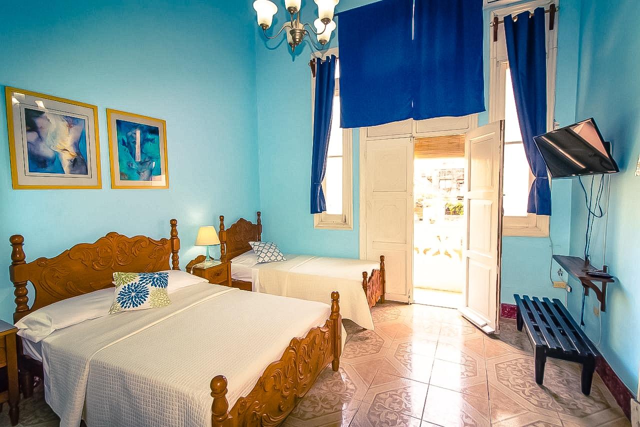 Casa Miriam und Sinaí